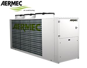 AERMEC - chiller woda-powietrze NRL