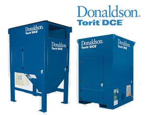 Odpylacze Donaldson Torit DCE DFPRO